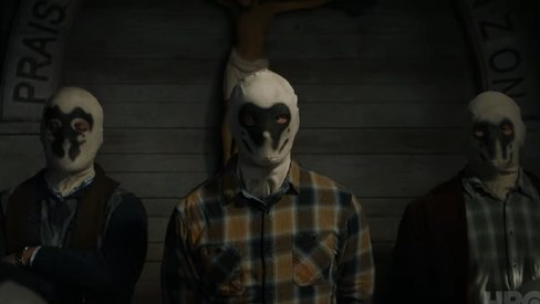 HBO's Watchmen series gets its first teaser