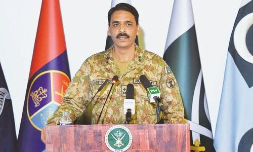 Our hearts beat with the families of every missing person: DG ISPR