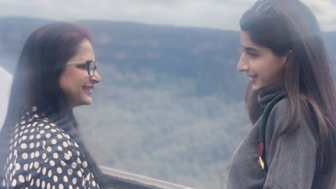 'So lucky to have you!': Mawra Hocane gushes about mom in emotional Mother's Day post