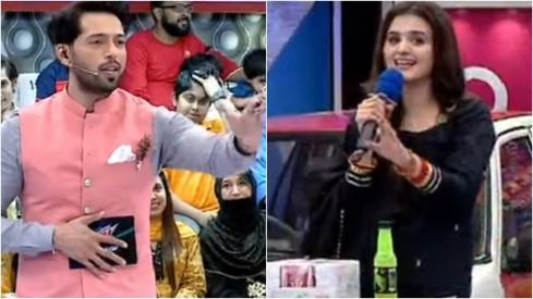 So Hira Mani said that men are smarter than women on Jeeto Pakistan last night