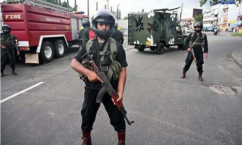 Sri Lanka town under curfew after anti-Muslim attacks