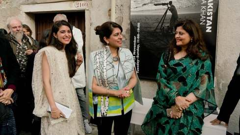 An all-women team curated Pakistan's first pavilion at Venice Art Biennale