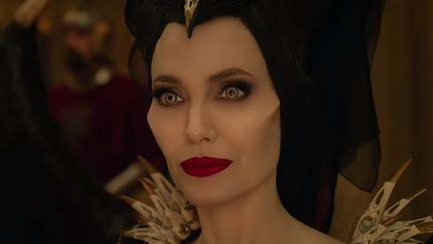 Angelina Jolie is going evil again in Maleficent sequel's teaser