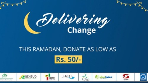 Here's how Yayvo's latest campaign is #DeliveringChange across Pakistan this Ramazan