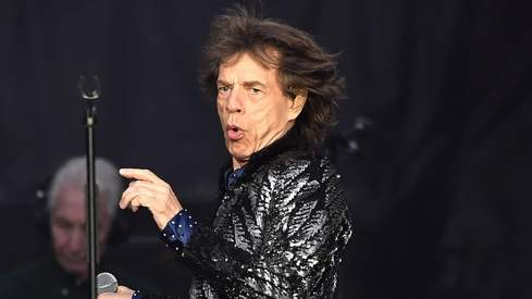 Mick Jagger announces recovery from heart surgery with a dance video