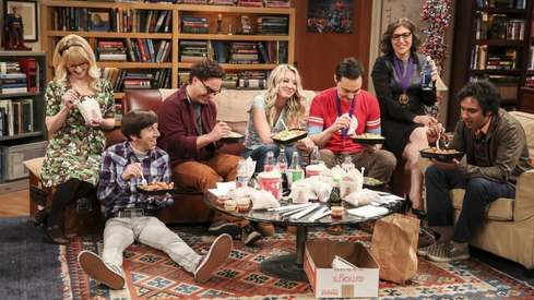 Hit comedy Big Bang Theory comes to an emotional end