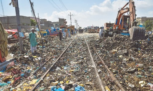 Small portion of KCR tracks from City Station to Baldia declared 'good to go'