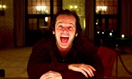 Like The Shining wasn't scary enough already, its now coming out in Ultra HD