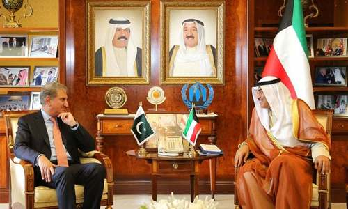 Visa policy for Pakistanis to be revised: Kuwaiti emir