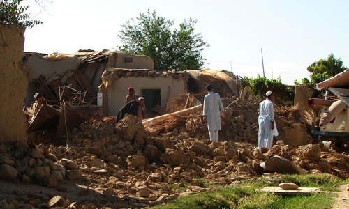 Over Rs18bn paid to tribals for damaged properties