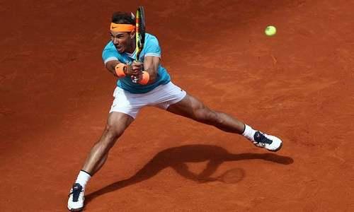 Nadal gets his revenge over Tsitsipas in Rome