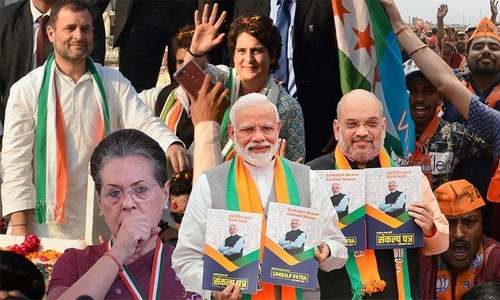 Regardless of the election result, India's future has been decided