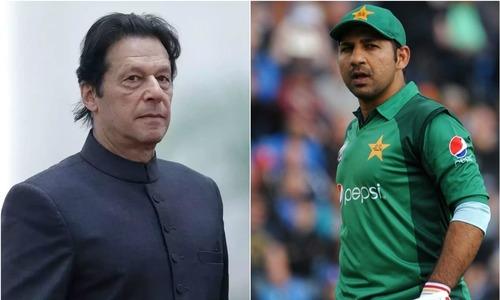 پاکستانی ٹیم کی پے درپے ناکامیوں کا عمران خان سے کیا تعلق ہے؟