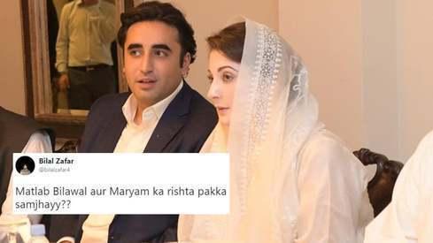 Okay so Maryam Nawaz is being trolled for sitting while female