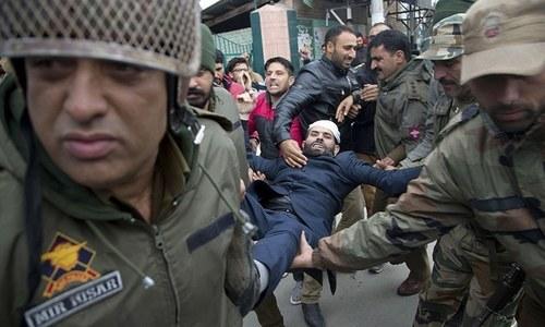 مقبوضہ کشمیر میں مظالم پر اقوام متحدہ سے تحقیقاتی کمیشن بنانے کا مطالبہ