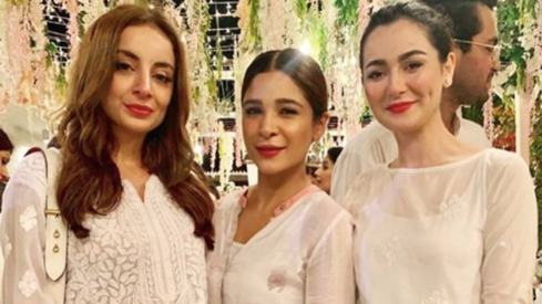 Nomi Ansari's all-white iftar party had too much star power under one roof
