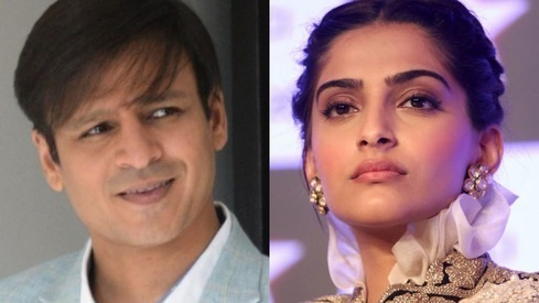 Sonam Kapoor calls out Vivek Oberoi for posting a meme targeting Aishwariya Rai