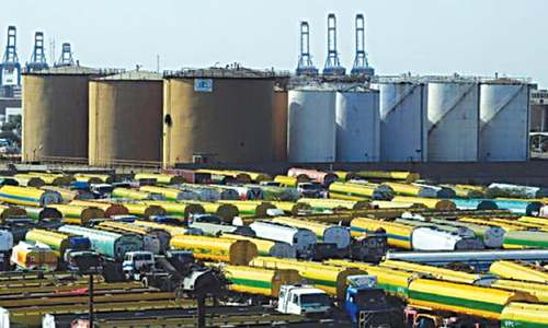 Oil import bill surges in 10 months