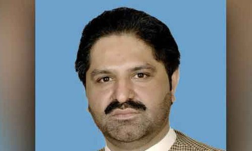 Minister for Narcotics Control Sardar Ali Muhammad Khan Meher passes away