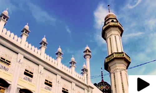 پاکستان کی خوبصورت مساجد میں شمار تاریخی الیاسی مسجد