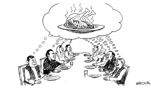 Cartoon: 22 May, 2019