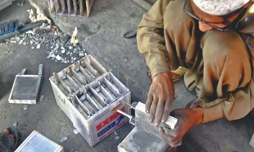 Battery makers seek concessionary duties