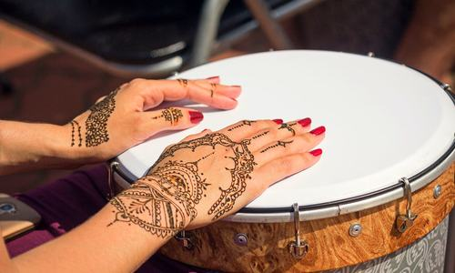 Are dholki songs dying out?