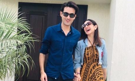Affan Waheed and Yumna Zaidi are pairing up for an Eid telefilm