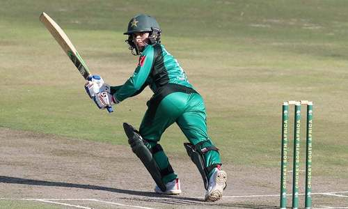 Dar's demolition goes in vain as Pakistan Women lost 4th T20I