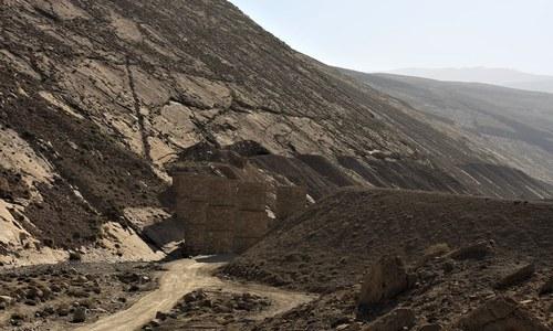 Travel: The railroad to Quetta