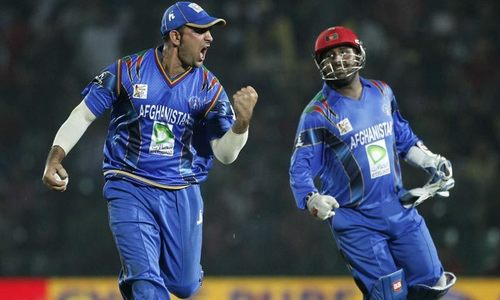 Shahzad helps Afghanistan draw ODI series