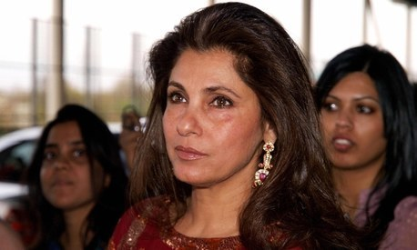 Dimple Kapadia is going to be in Christopher Nolan's upcoming movie