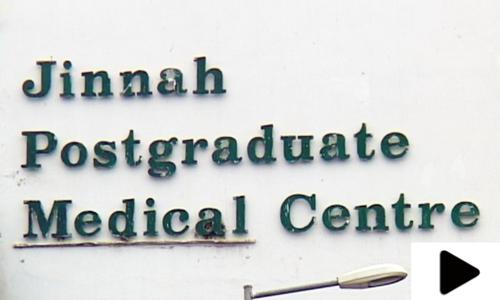 کراچی کے 3 بڑے سرکاری ہسپتالوں کا انتظام وفاقی حکومت کے حوالے