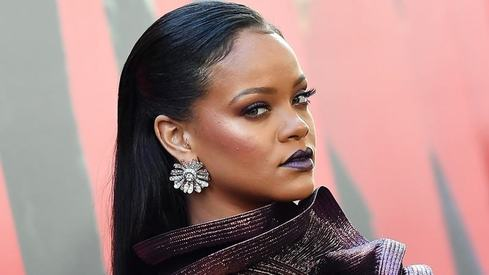 Rihanna launches her new fashion brand in Paris with LVMH