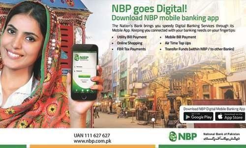 NBP finally goes digital