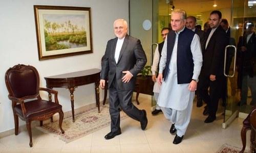 'گوادر کو چاہ بہار سے منسلک کرنے کی تجویز لے کر پاکستان آیا ہوں'