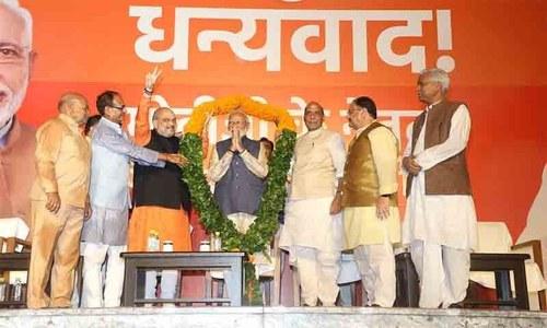 مودی کی کامیابی، بھارت کو 'ہندو ریاست' کی شناخت دینے کا مشن مکمل؟