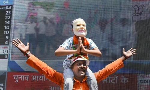 Victorious Modi? Yes. Victorious Bharat? Not on your life