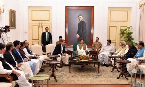 وزیر اعظم کی سندھ میں ایک اور صوبہ بنانے کی مخالفت