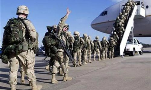 ایران سے کشیدگی: امریکا کا مشرق وسطیٰ میں فوجی دستے تعینات کرنے کا فیصلہ
