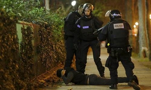فرانس: پیکج بم دھماکے میں 10 سے زائد افراد زخمی