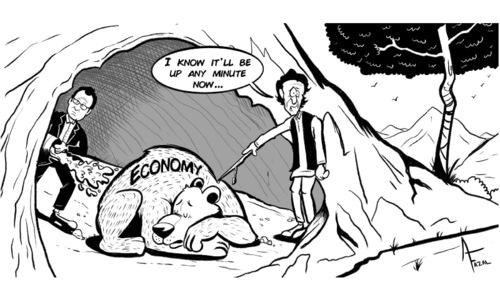 Cartoon: 25 May, 2019