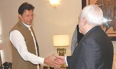 Iran happy with Pakistan's stance on Gulf crisis