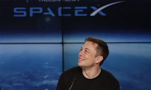 Elon Musk's SpaceX raised over $1 bln in six months
