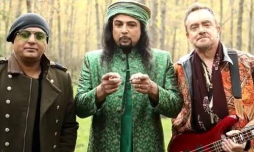 کرکٹ ورلڈ کپ کے لیے 'جنون' کا نیا گانا بنانے کا اعلان