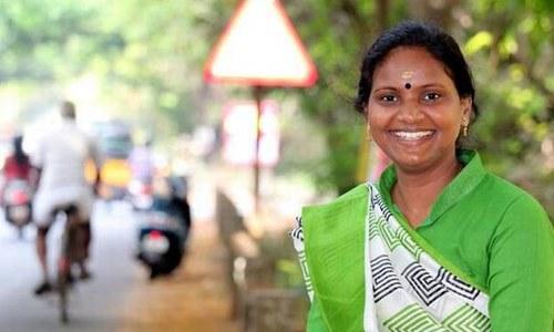 نچلی ذات کے مزدورکی بیٹی لوک سبھا انتخابات میں کامیاب