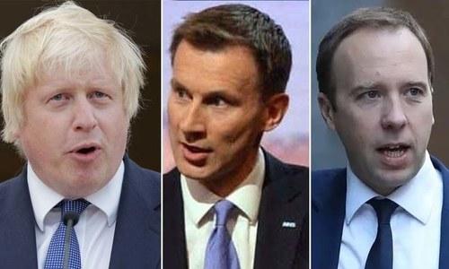 برطانیہ کا اگلا وزیراعظم کون ہوگا؟ 5 امیدوار دوڑ میں شامل