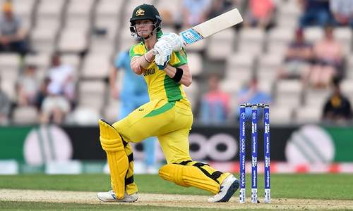 Smith hundred sets up Australia warm-up win over England