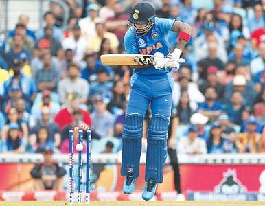 Kohli fails as Boult triggers India's collapse