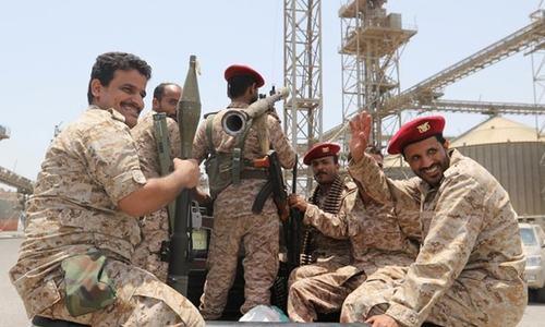 حوثی قبائل کا سعودی ایئرپورٹ پر ڈرون حملے کا دعویٰ